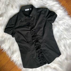 Beautiful black blouse size S